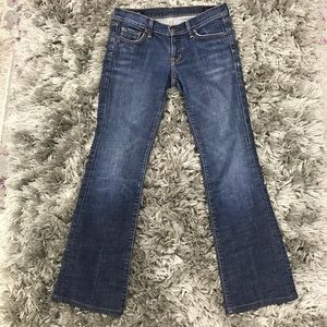 Citizens of Humanity {Anthropologie} Jeans